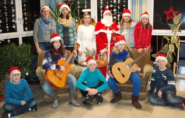 2012-12 jrk Weihnachten Seniorenheim